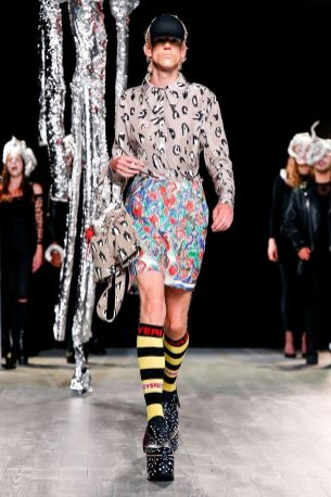 Charles Jeffrey LOVERBOY Menswear Spring Summer 2019 London21