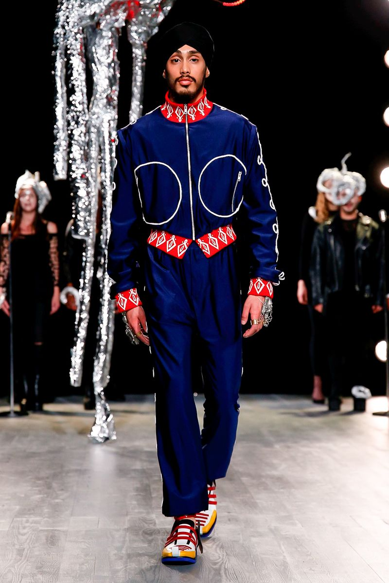 Charles Jeffrey LOVERBOY Menswear Spring Summer 2019 London28