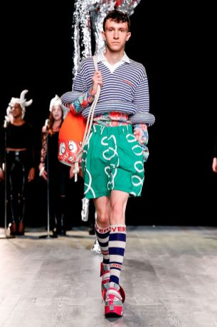 Charles Jeffrey LOVERBOY Menswear Spring Summer 2019 London30