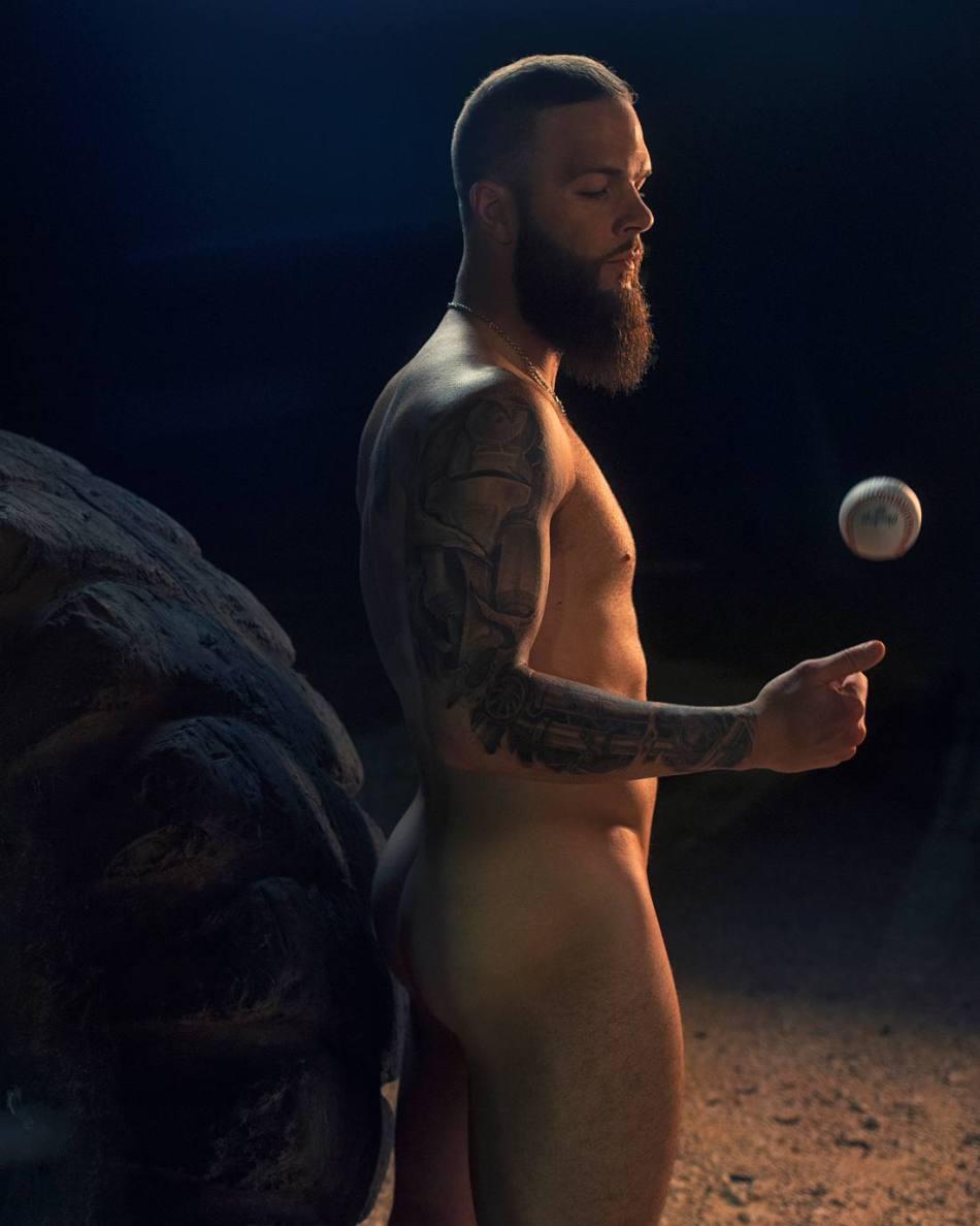Dallas Keuchel for ESPN Body Issue 10