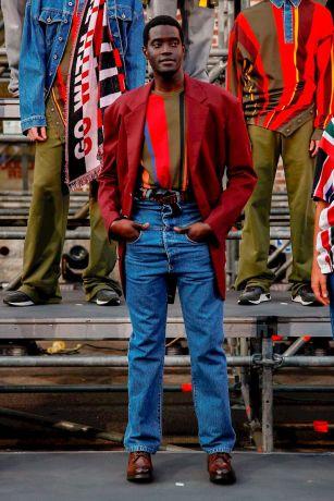 Diesel RED TAG Menswear Spring Summer 2019 Milan10