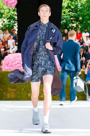 Dior Homme Menswear Spring Summer 2019 Paris24