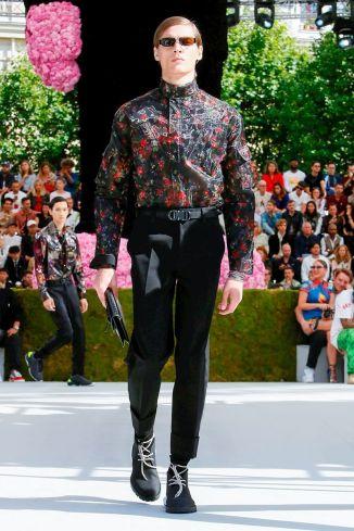 Dior Homme Menswear Spring Summer 2019 Paris46