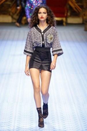 Dolce & Gabbana Spring Summer 2019 Milan105