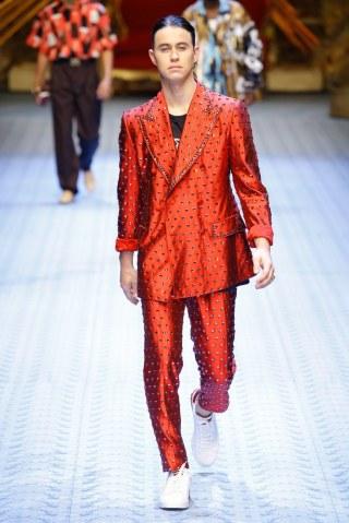 Dolce & Gabbana Spring Summer 2019 Milan108