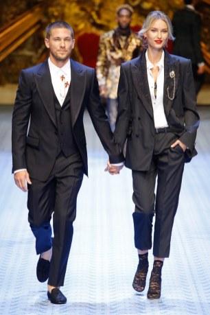 Dolce & Gabbana Spring Summer 2019 Milan12