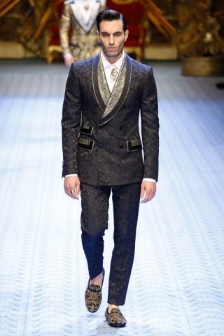 Dolce & Gabbana Spring Summer 2019 Milan134