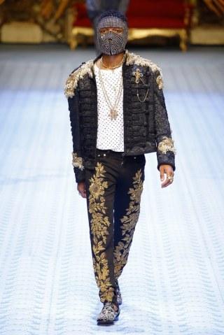 Dolce & Gabbana Spring Summer 2019 Milan136