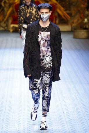 Dolce & Gabbana Spring Summer 2019 Milan15