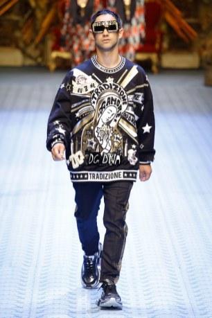 Dolce & Gabbana Spring Summer 2019 Milan43