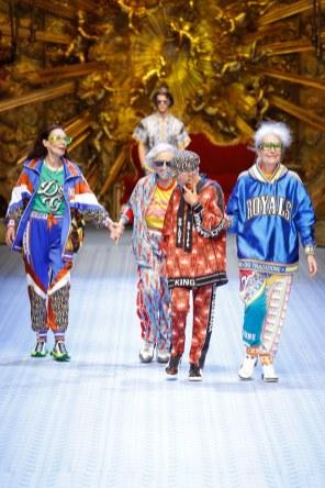 Dolce & Gabbana Spring Summer 2019 Milan51