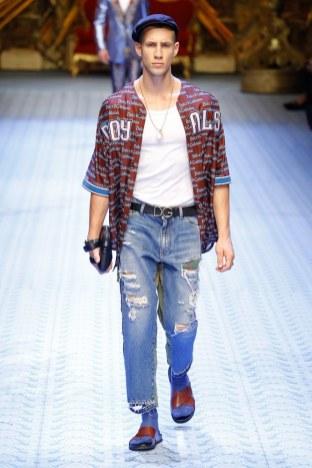Dolce & Gabbana Spring Summer 2019 Milan58