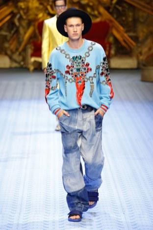 Dolce & Gabbana Spring Summer 2019 Milan69