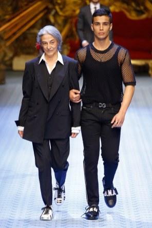 Dolce & Gabbana Spring Summer 2019 Milan80