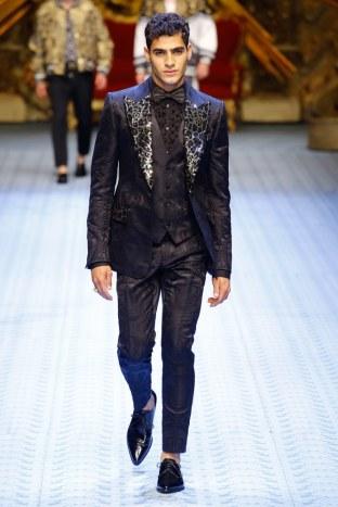 Dolce & Gabbana Spring Summer 2019 Milan87