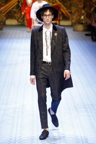 Dolce & Gabbana Spring Summer 2019 Milan91