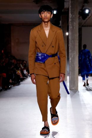 Dries Van Noten Menswear Spring Summer 2019 Paris30