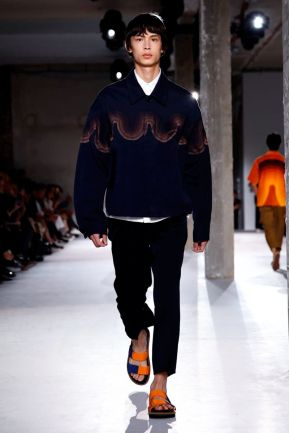 Dries Van Noten Menswear Spring Summer 2019 Paris8