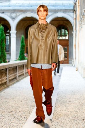 Dunhill Menswear Spring Summer 2019 Paris17
