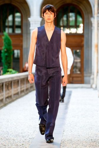 Dunhill Menswear Spring Summer 2019 Paris30