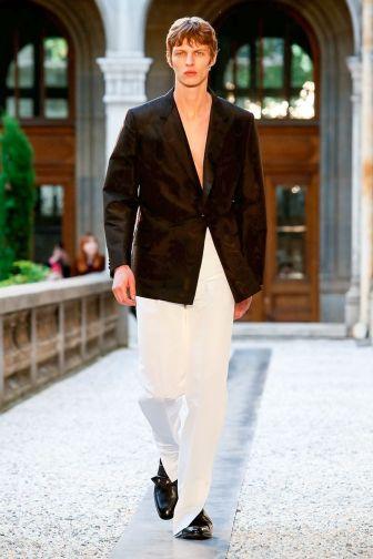 Dunhill Menswear Spring Summer 2019 Paris38