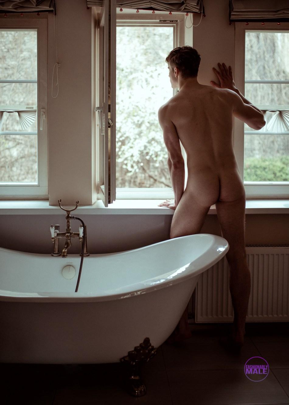 Photographer Dmitry Zemenkov Shares Intimate Portrait with Edvinas Pètra