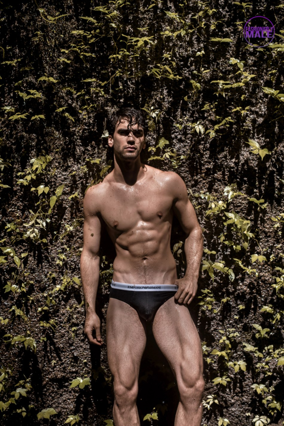 Shredded Male Body Alert: Franco Barrera in pics by Jeremy Holden