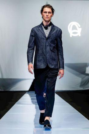 Giorgio Armani Menswear Spring Summer 2019 Milan13