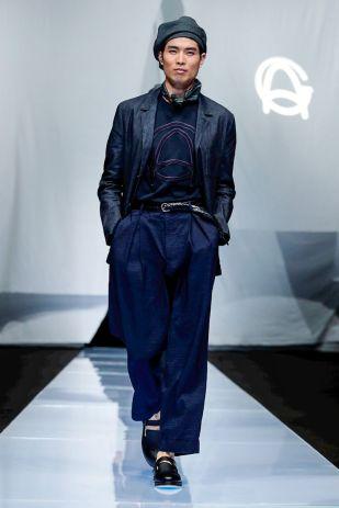Giorgio Armani Menswear Spring Summer 2019 Milan17