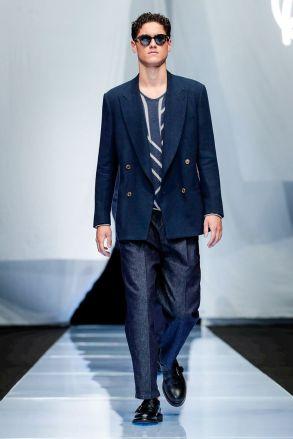 Giorgio Armani Menswear Spring Summer 2019 Milan27