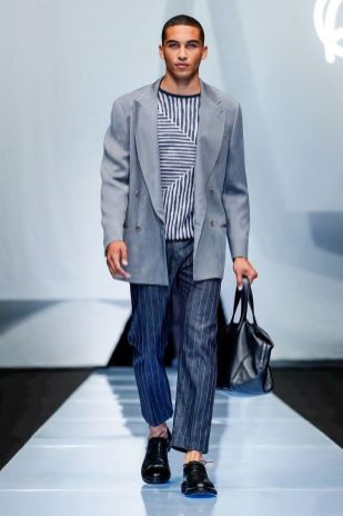 Giorgio Armani Menswear Spring Summer 2019 Milan29