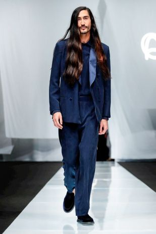 Giorgio Armani Menswear Spring Summer 2019 Milan35