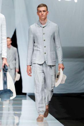Giorgio Armani Menswear Spring Summer 2019 Milan37