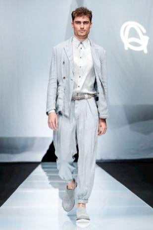 Giorgio Armani Menswear Spring Summer 2019 Milan50