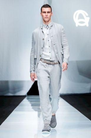 Giorgio Armani Menswear Spring Summer 2019 Milan51