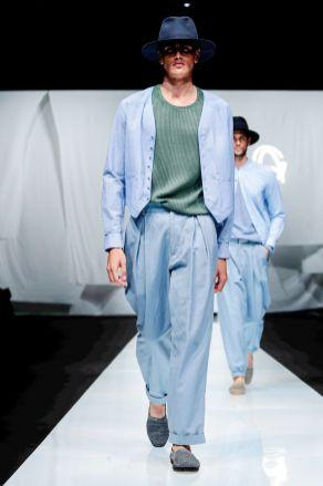 Giorgio Armani Menswear Spring Summer 2019 Milan56