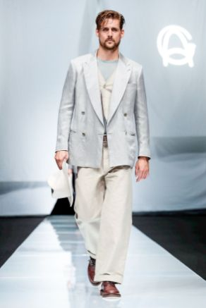 Giorgio Armani Menswear Spring Summer 2019 Milan6