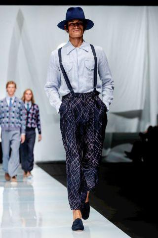 Giorgio Armani Menswear Spring Summer 2019 Milan60