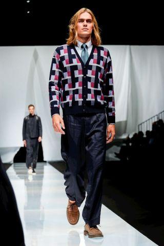 Giorgio Armani Menswear Spring Summer 2019 Milan62