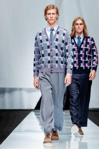 Giorgio Armani Menswear Spring Summer 2019 Milan63