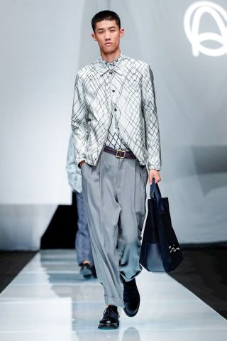 Giorgio Armani Menswear Spring Summer 2019 Milan64