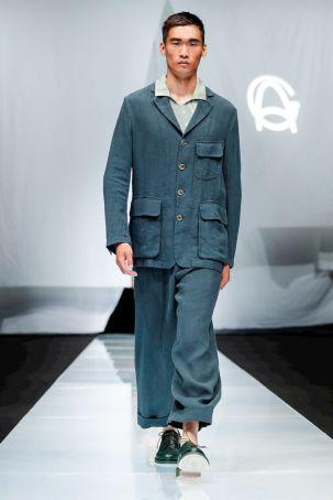Giorgio Armani Menswear Spring Summer 2019 Milan70