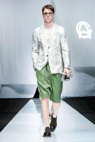 Giorgio Armani Menswear Spring Summer 2019 Milan72