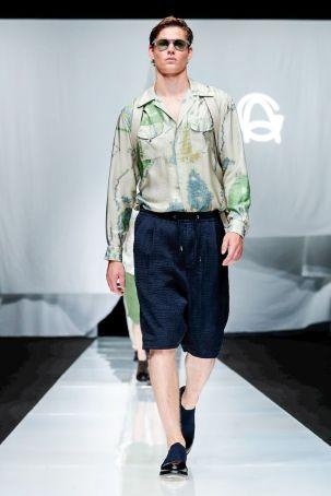 Giorgio Armani Menswear Spring Summer 2019 Milan73