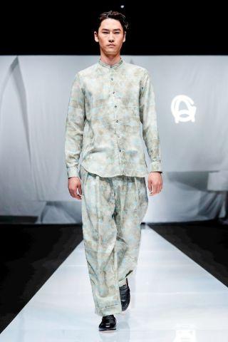 Giorgio Armani Menswear Spring Summer 2019 Milan77