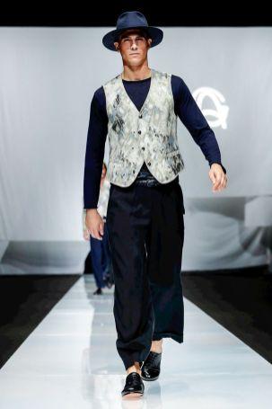 Giorgio Armani Menswear Spring Summer 2019 Milan79