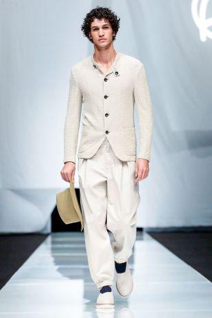 Giorgio Armani Menswear Spring Summer 2019 Milan8