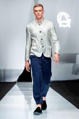 Giorgio Armani Menswear Spring Summer 2019 Milan80