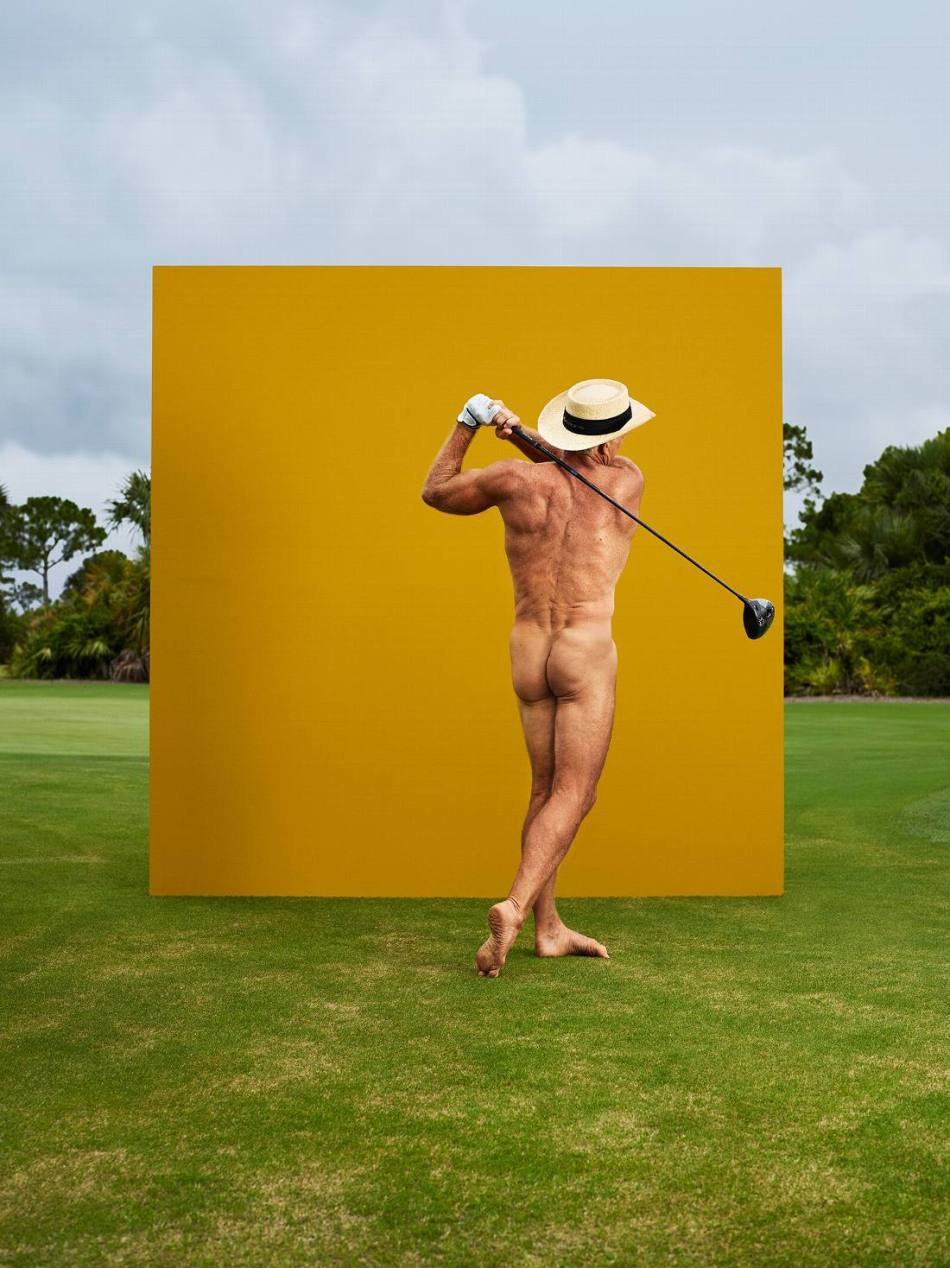 Greg Norman for ESPN Body Issue 10
