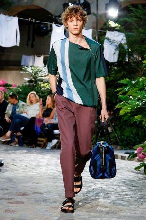 Hermes Menswear Spring Summer 2019 Paris11